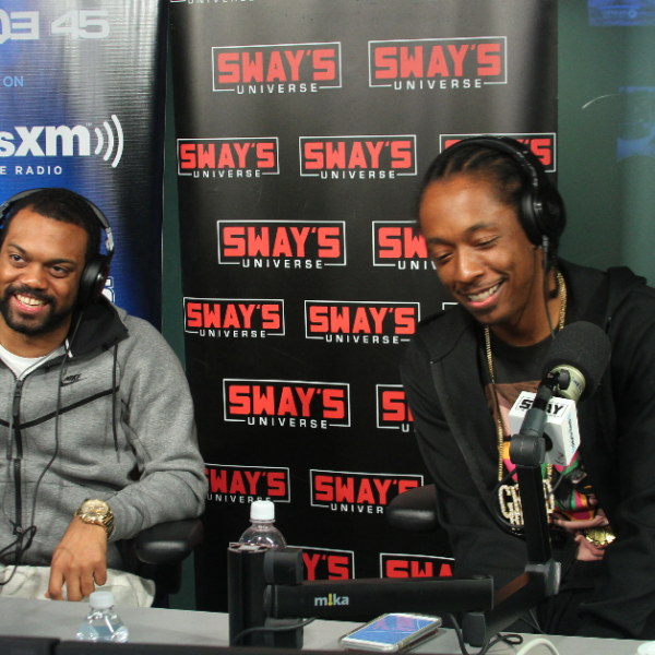 From Twitter to Sway in the Morning: Just Juice Freestyles over 5 Fingers of Death