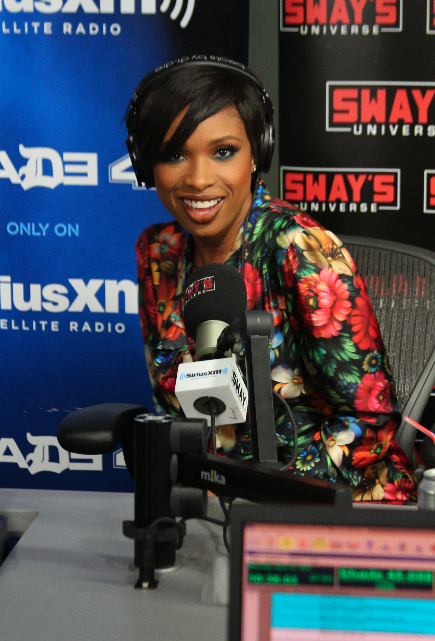 "Jennifer Hudson Sings Along with Sway + Speaks on Her New Album, ""Remember Me"" & New Netflix Role"