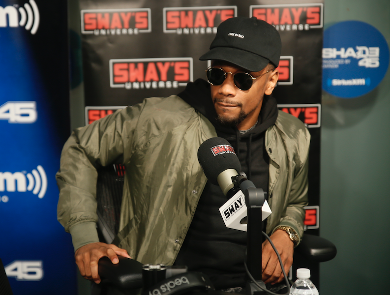 Translee Speaks on Meeting & Working with T.I. + Freestyles Live on Sway in the Morning