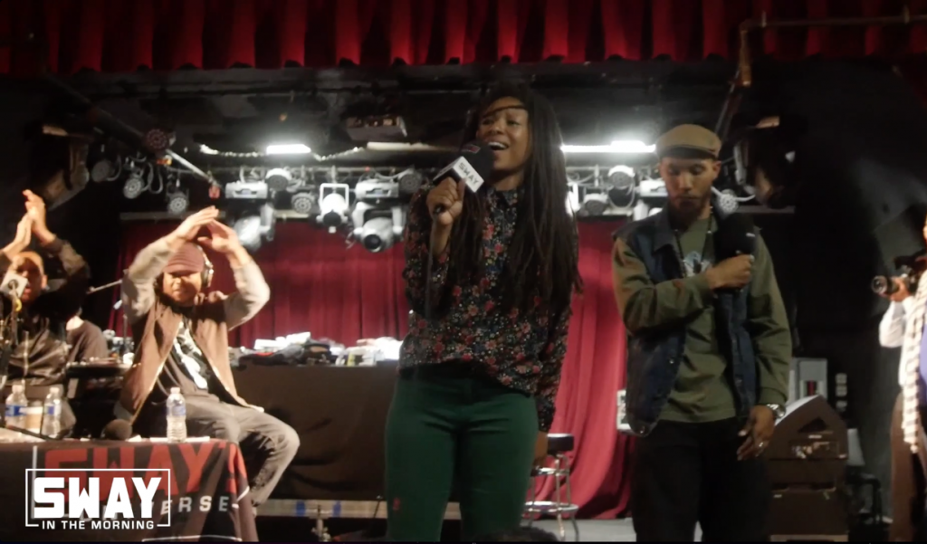Sway Takes Denver: The Reminders Perform Live