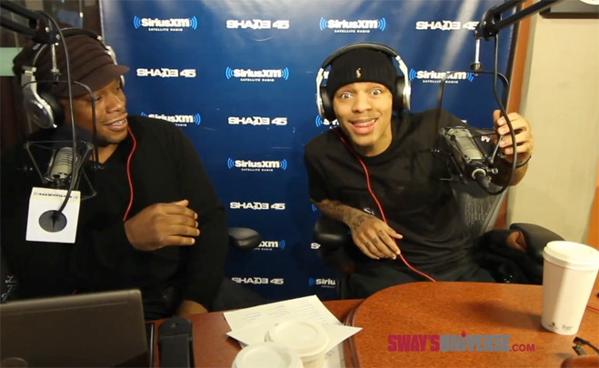 "EXCLUSIVE: Bow Wow Responds to the ""Bow Wow Challenge"" with Sway"