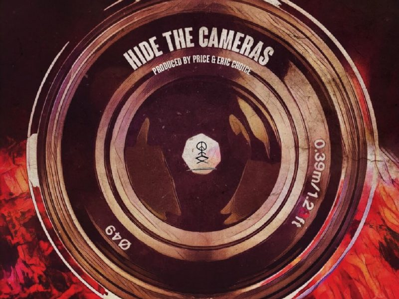 "World Premiere: Audio Push – ""Hide the Cameras"""