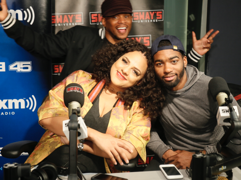 Marsha Ambrosius Reveals Explosive Truth on Why Floetry Broke Up + Talks New Fiancé and Baby