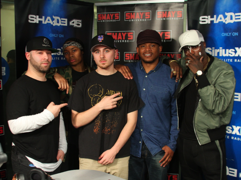Friday Fire Cypher: Young Paris, Flo Kennedy, Rah C Freestyle Over Jon Glass Beats