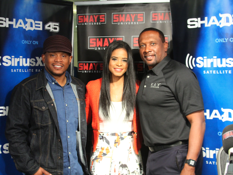 Tim & Sherice Brown Speak On Marriage, Mothers Day, & Domestic Violence in NFL