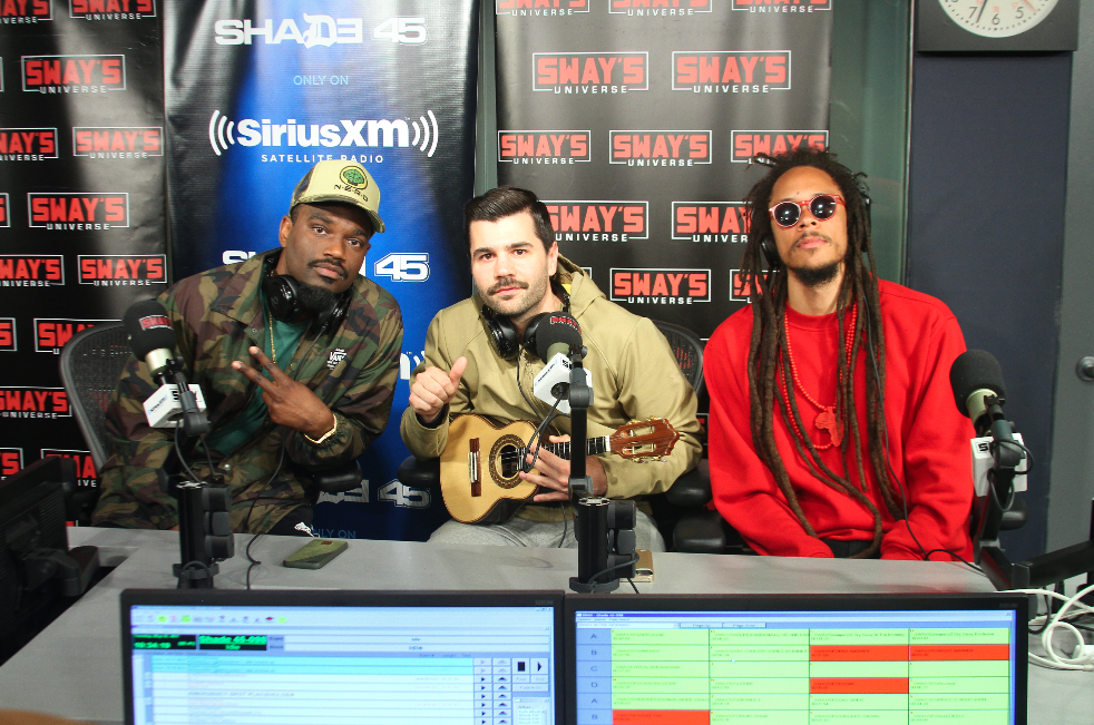 RDGLDGRN Speak on Working With Pharrell Williams, New Project 'Life is Worth Living' + Perform Live