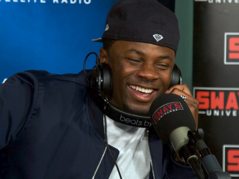 Captain America Actor Derek Luke Freestyles + Speaks on Science Genius B.A.T.T.L.E.S. with Professor Chris Emdin