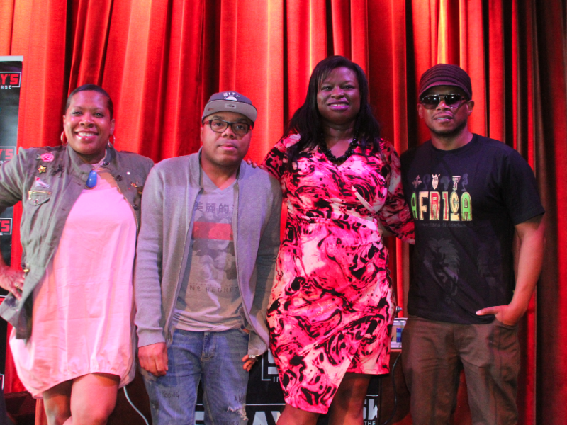 Civil Rights Attorney Nekima Levy-Pounds & Mint Condition's Ricky Kinchen Speak on our Flawed System
