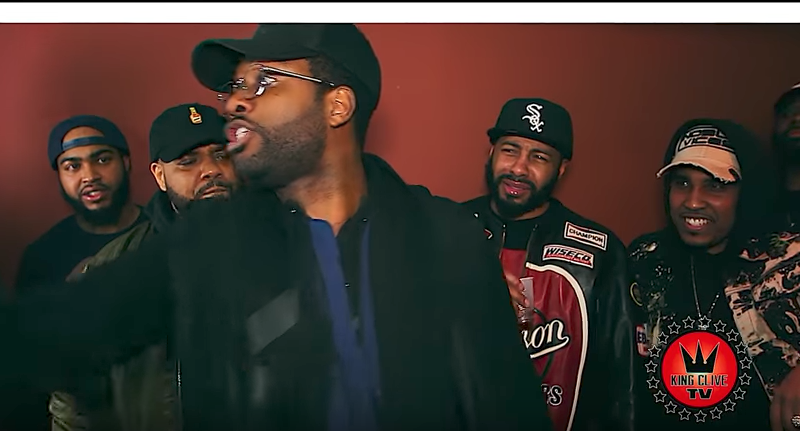Mickey Factz and Charlie Clips Smash the Cypher of All Cyphers