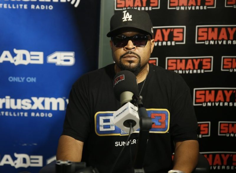 Ice Cube Talks Prodigy, Tupac and Big 3 on Sway In The Morning + Freestyle