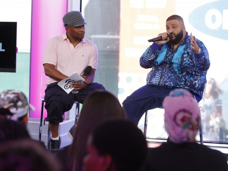 Sway and DJ Khaled Recognize High School Students Who Have Become Change Makers
