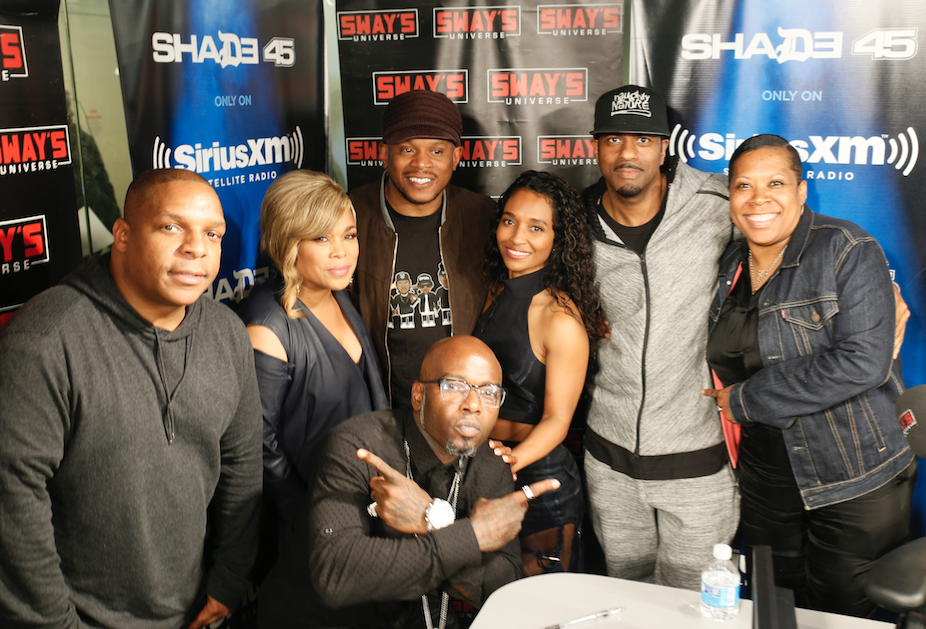 TLC & Naughty By Nature Speak on Their Biggest Check & Choosing a Kickstarter to Fund Album