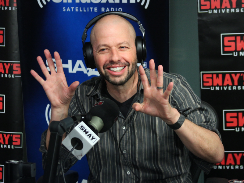 Jon Cryer Speaks on Gay Rumors + Has a Message For Charlie Sheen on Sway in the Morning