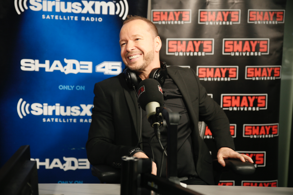 Donnie Wahlberg Tells Stories About Tupac & Brother Mark Wahlberg + Merging Hip-Hop with Pop