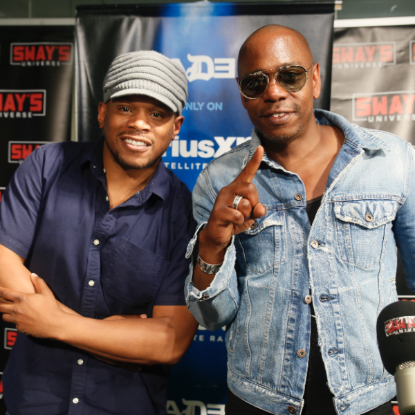 Part 2: Dave Chappelle Reveals Top MCs, Talks Phone-Free Shows & Makes Boxing Predictions