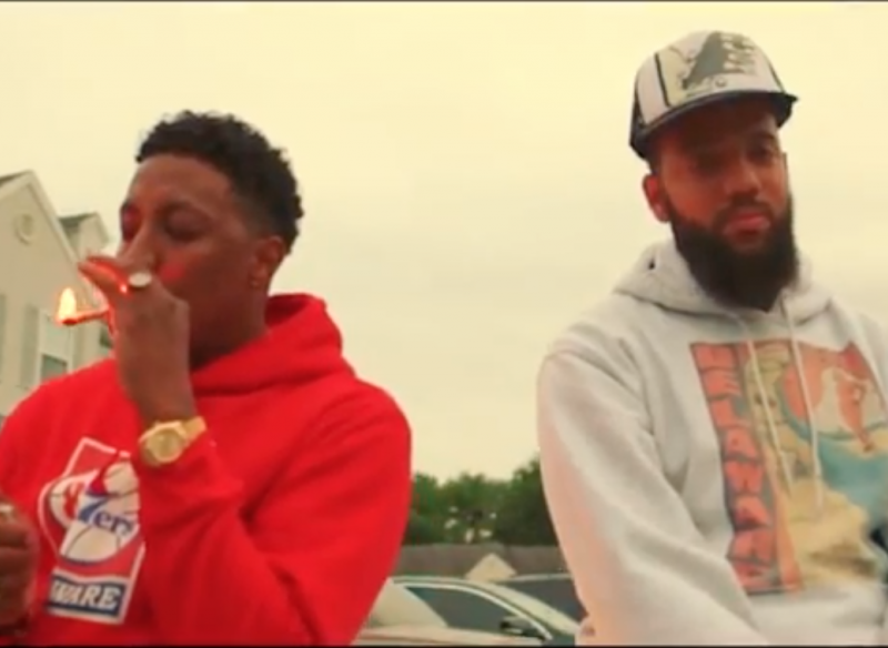 "Left Lane Didon & Delaware Chuck drop ""Clue"" Video"