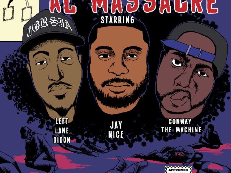 Conway Links With Left Lane Didon and Jay NiCE on AC Massacre
