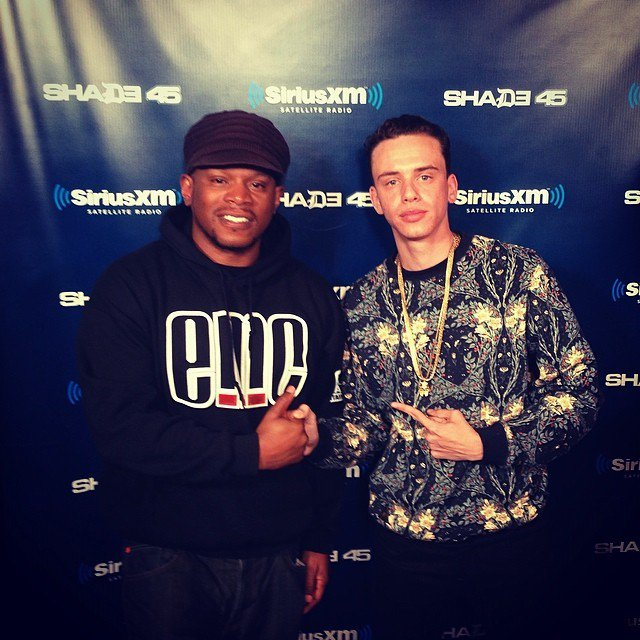 Never Forget: Logic Kills 5 Fingers of Death on Sway in the Morning