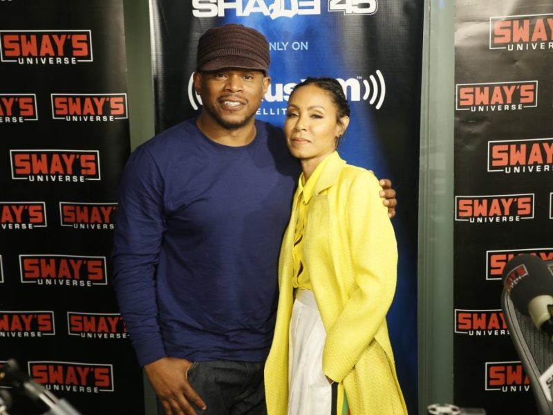 "Jada Pinkett Smith Reveals Drug-Dealing Past + Marriage Secrets + Talks ""Girl's Trip"" Movie"