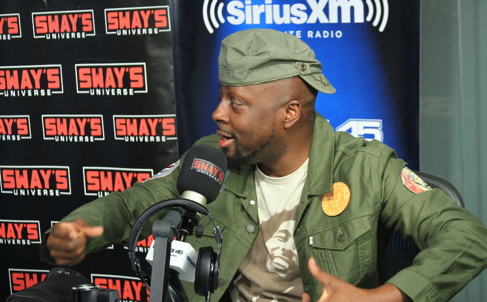 Wyclef Jean Talks Being an Extra For an Eric B. & Rakim Music Video, New Album 'Carnival III' & Performs Live