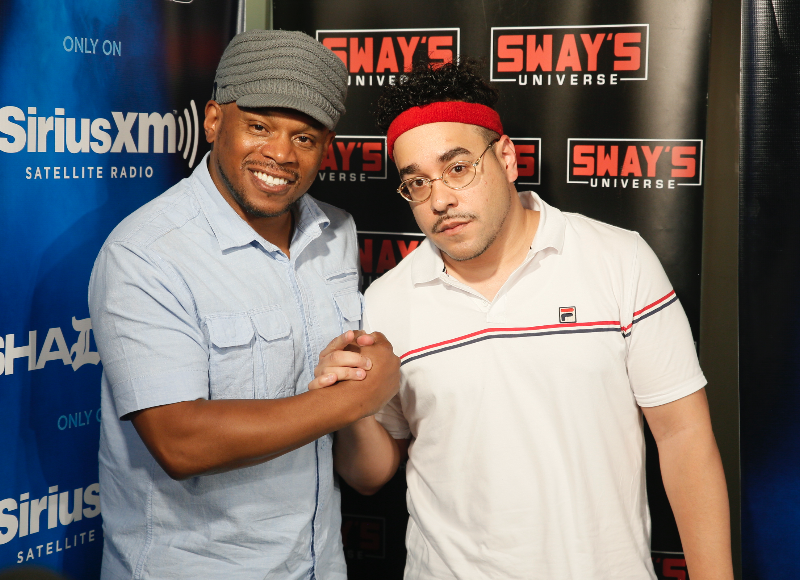 Top Journalist, Rob Markman Says He Can Out-Rap Artists He Interviews + Freestyles Live