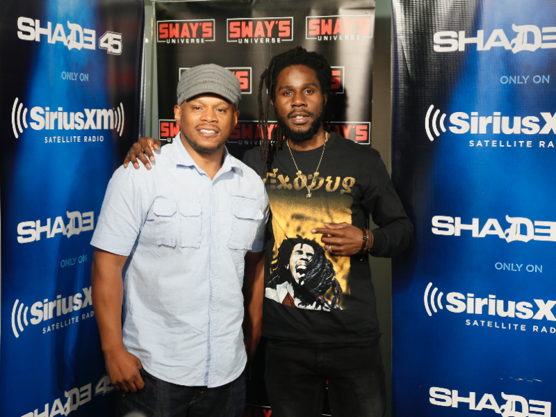 Chronixx Philosophizes On Death, Rastafarian Vs. Religion, And Freestyles Live