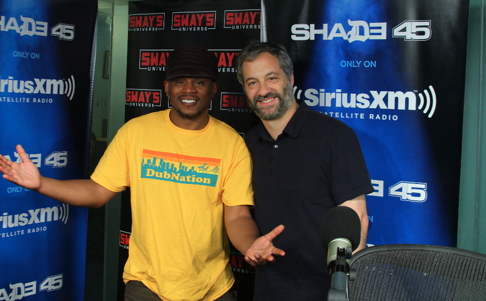 Judd Apatow on Working and Living With Jim Carrey & Adam Sandler, His Pilot with Kevin Hart + Meeting Jay-Z
