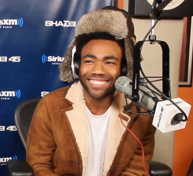 Rewind: Childish Gambino Spits Dope Freestyle on Sway in the Morning