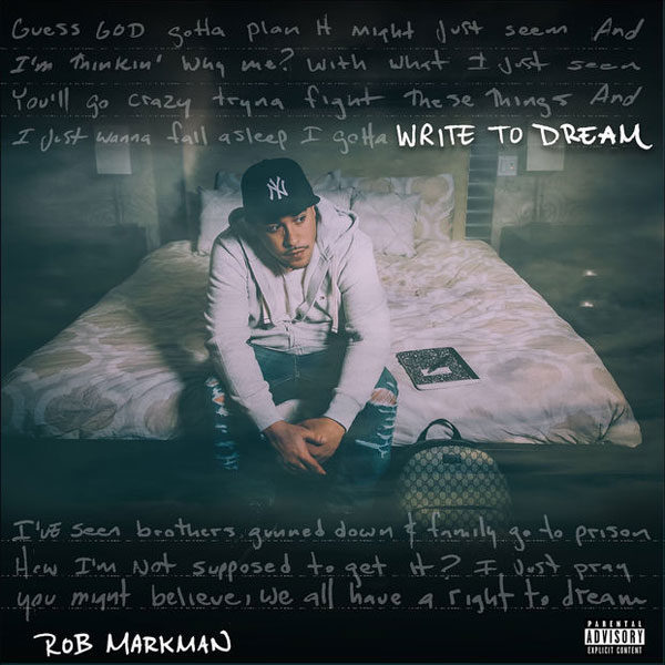 "Rob Markman Drops New ""Write to Dream"" EP"