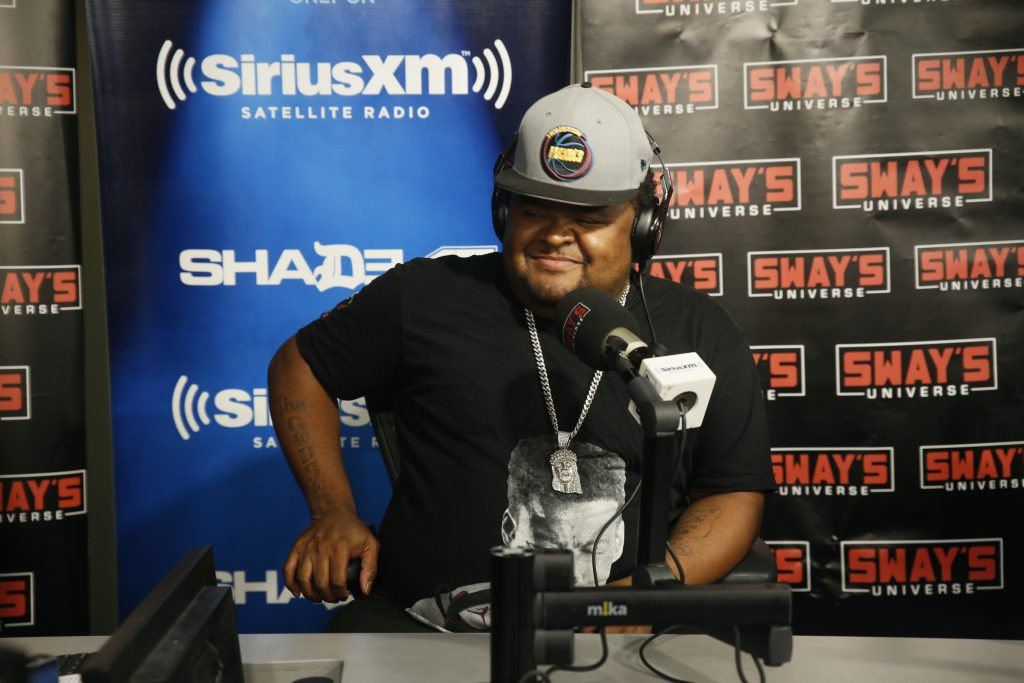Fred the Godson Speaks on Jay-Z's Co-Sign, New Music + Raps & Breaks Down Lyrics on Sway in the Morning