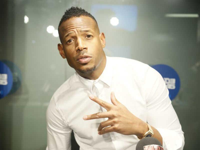 Marlon Wayans on New 'Naked' Film + Experience With His Son Being In Hospital