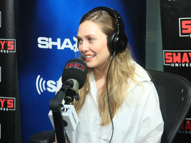 "Elizabeth Olsen Talks ""Devil's Breath,"" Gun Training, Violent Dreams + New Film, ""Wind River"""