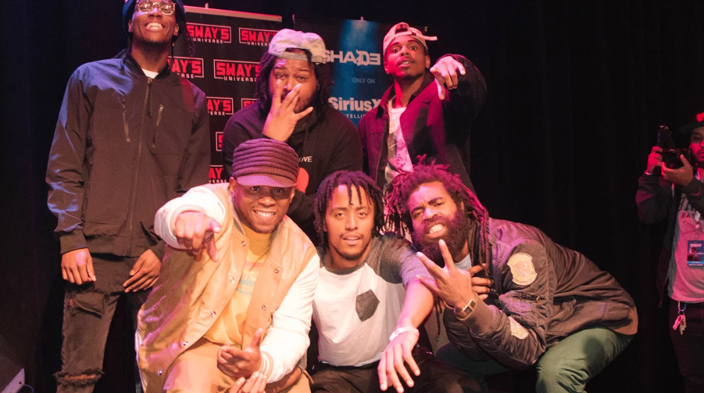 Sway in Chicago: Pivot Gang Pays Respect to Member, John Walt, and Performs Their Song, 'Westside Bound 3'