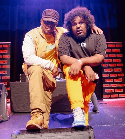 Sway in Chicago: Michael Christmas on Touring with Logic & Mac Miller + Performs Hit 'Not the Only One'