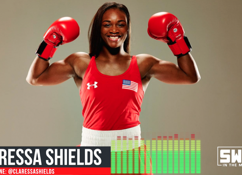 Claressa Shields Talks Success in Boxing, Dating, and Future Endeavors on Sway In The Morning