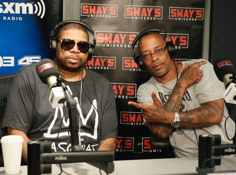 Diamond D and Sadat X on the Importance to Educate the Youth, Talk Jay-Z's Album + Freestyle Live
