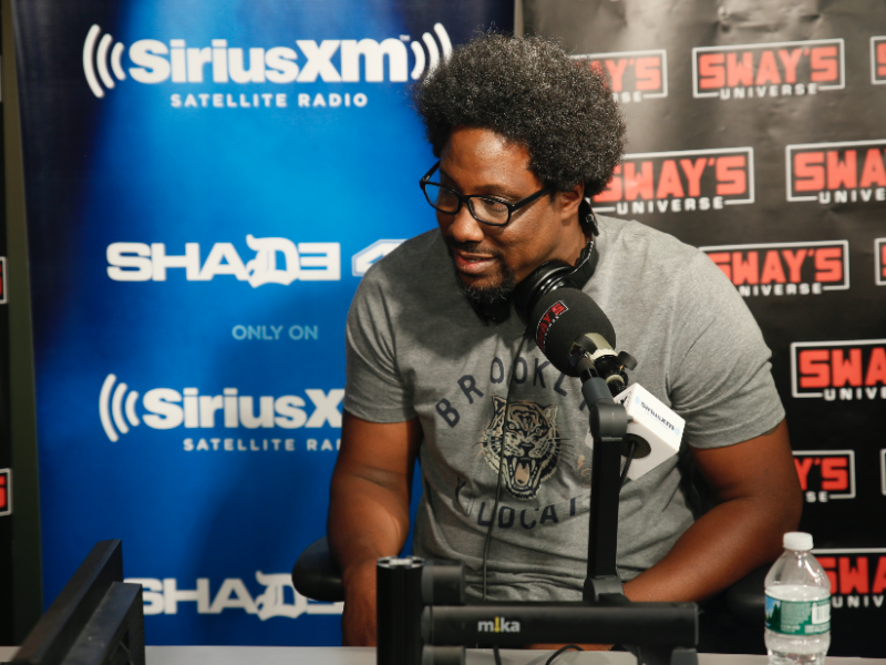 W. Kamau Bell on Meeting with KKK Members and the Meaning Behind His Show 'United Shades of America'