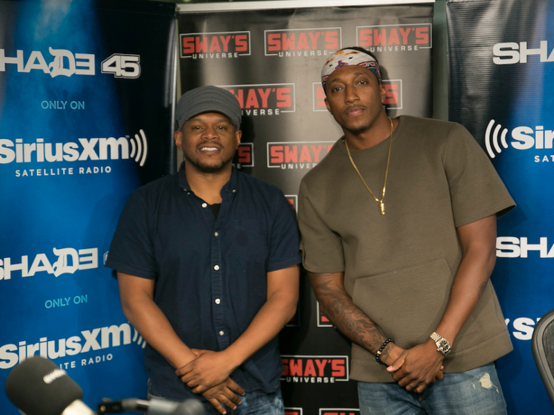 Lecrae on New Album, Losing Faith, Overcoming Suicidal Thoughts + Raps Live