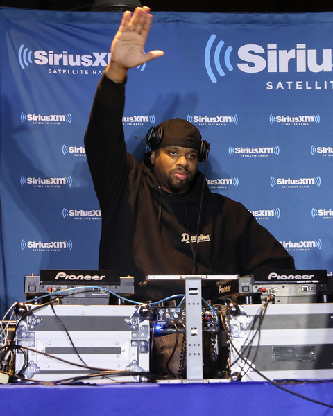 Big Von Mixes Live on Sway in the Morning