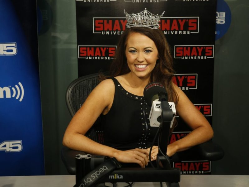 2018 Miss America Cara Mund Talks Sorority Life, North Dakota Millennials + The Mystery Sack
