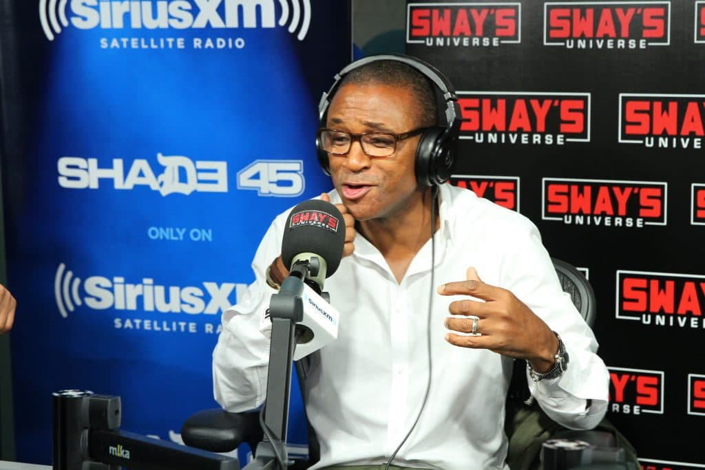 Tommy Davidson  is Back, Talks New Show, Respect In The Industry and Gives Hilarious Impressions