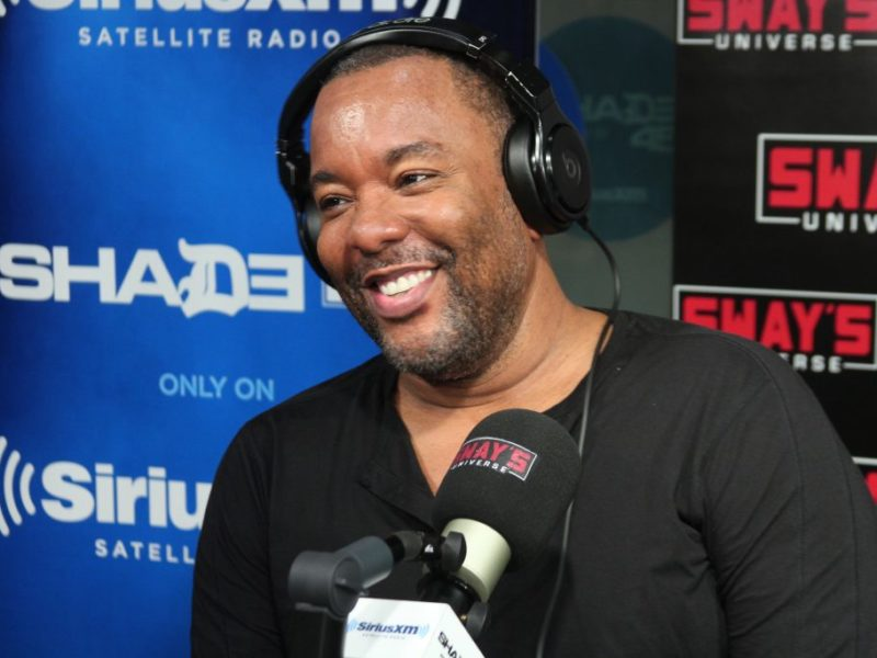 Lee Daniels Stops by Sway In The Morning to Talk 'Empire' and 'Star' with Rumer Willis