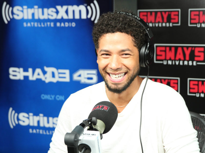 Jussie Smollet Talks Empire, Remaining True To Himself + Brings Comedy on Sway In The Morning
