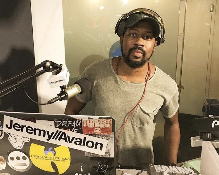 Jeremy Avalon Mixes Live on Sway In The Morning