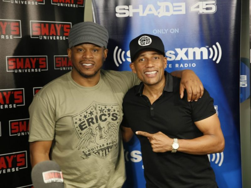 Hill Harper Talks New Show 'The Good Doctor' + Speaks on Backlash from Tupac Movie