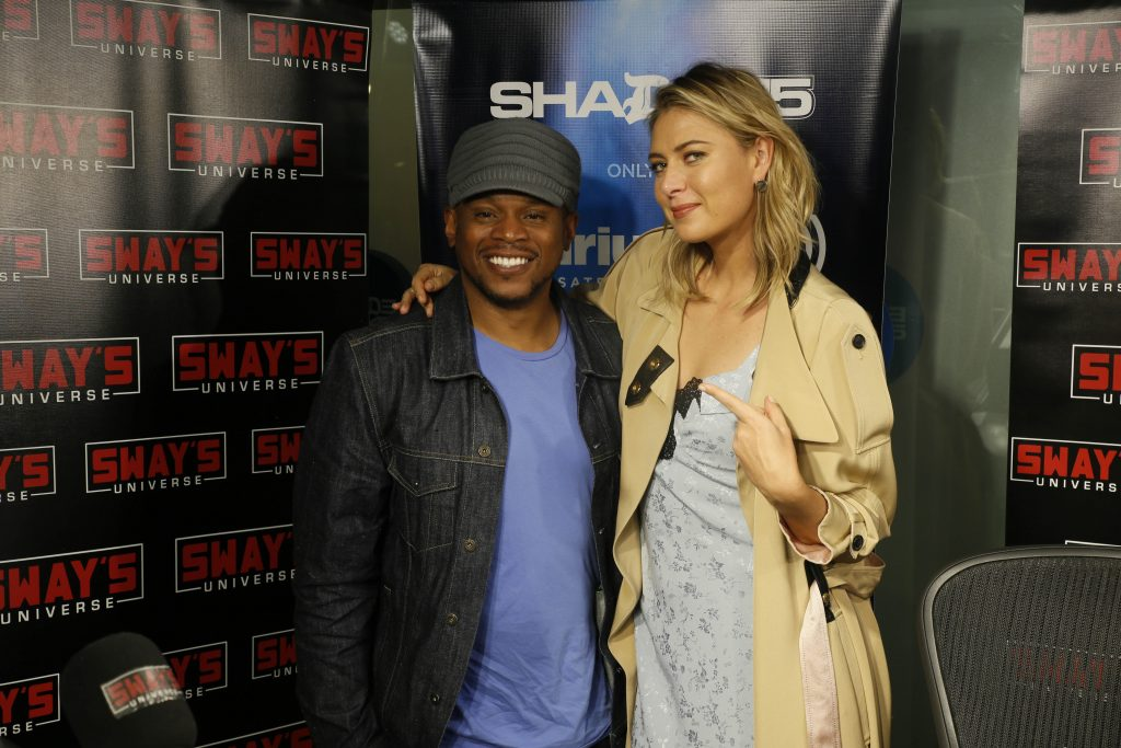 Maria Sharapova Gets Real About Pettiness And Race In Tennis + Sitting Down With Serena Williams