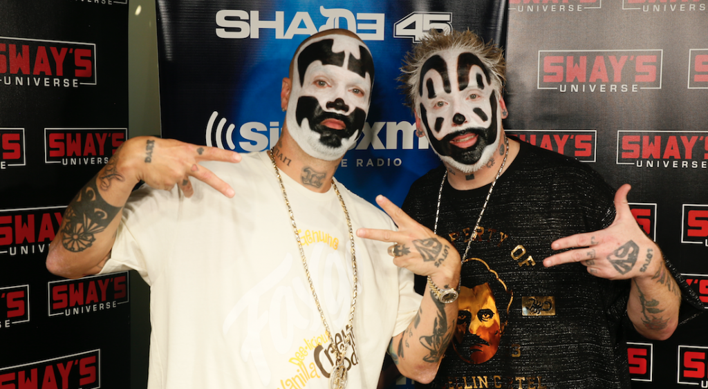 ICP Make Monumental Appearance On Shade45 + Discuss Eminem Beef + Suing The FBI