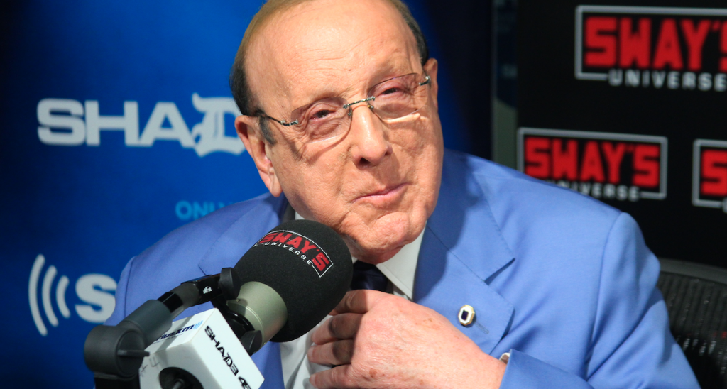 Clive Davis Introduces New Documentary 'Soundtrack Of Our Lives'