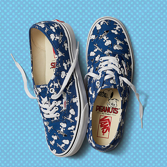 Vans x Peanuts Is The Nostalgia Trip We Didn't Know We Needed