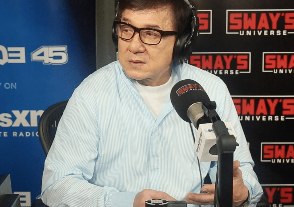 Jackie Chan talks Working With Bruce Lee, Rumors About His Death + Talks New Film, The Foreigner